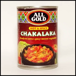 ALL GOLD CHAKALAKA 12x419G HOT & SPICEY