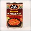 ALL GOLD CHAKALAKA 12x419G CAN MILD AND SPICY