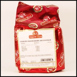 COUNTRY  BOEREWORS SPICE 1KG BAG