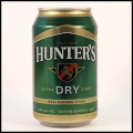 HUNTERS CIDER DRY 24X340ML CANS
