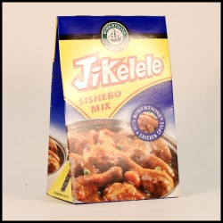 JIKELELE SISHEBO MIX WITH CHICKEN SPICE 5X100G