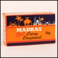 MADRAS CURRY POWDER HOT CTN 24X50G