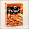 RAJAH CURRY POWDER MILD&SPICY 10X100G