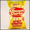 WILLARD'S CHEESE CURLS 12X150G
