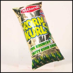 WILLARD'S KORN KURLS 12X150G